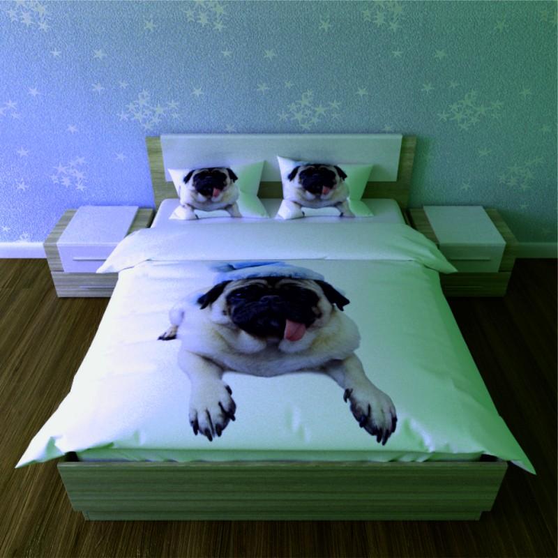 Спите с собакой!