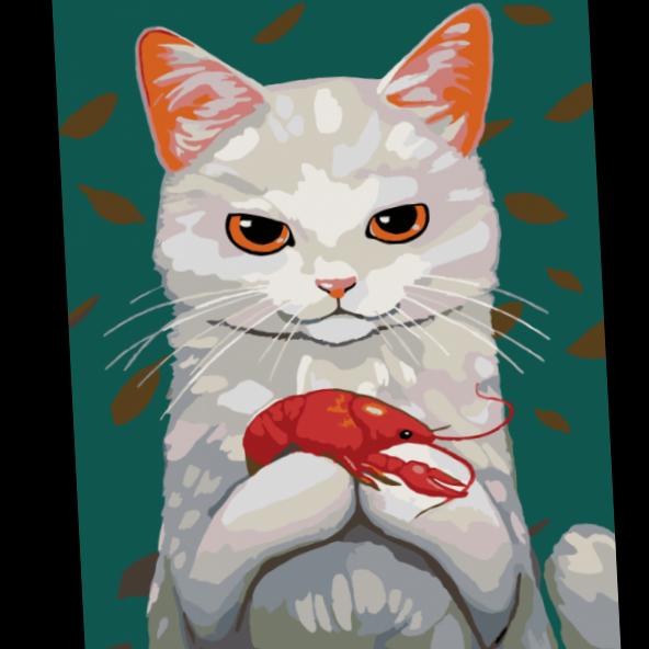 Znalezione obrazy dla zapytania: кот-рак