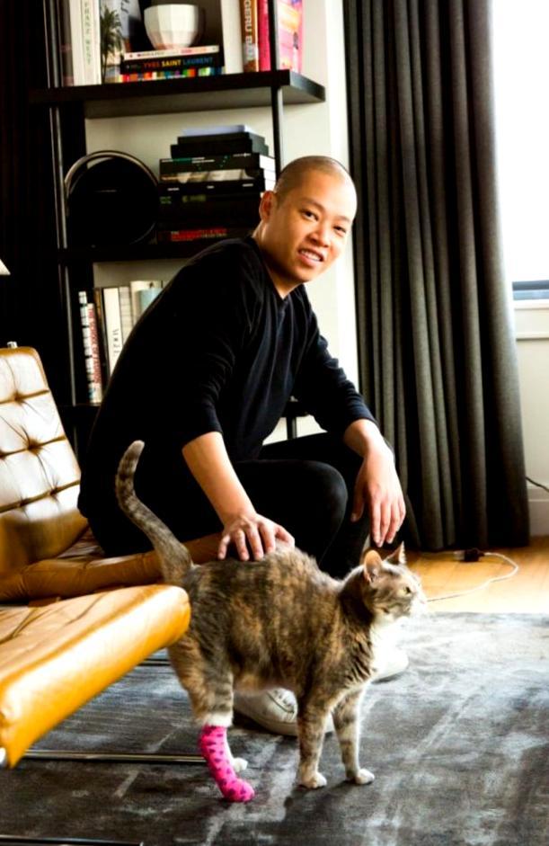 Самые известные котики в мире моды: пушистые любимчики мировых дизайнеров